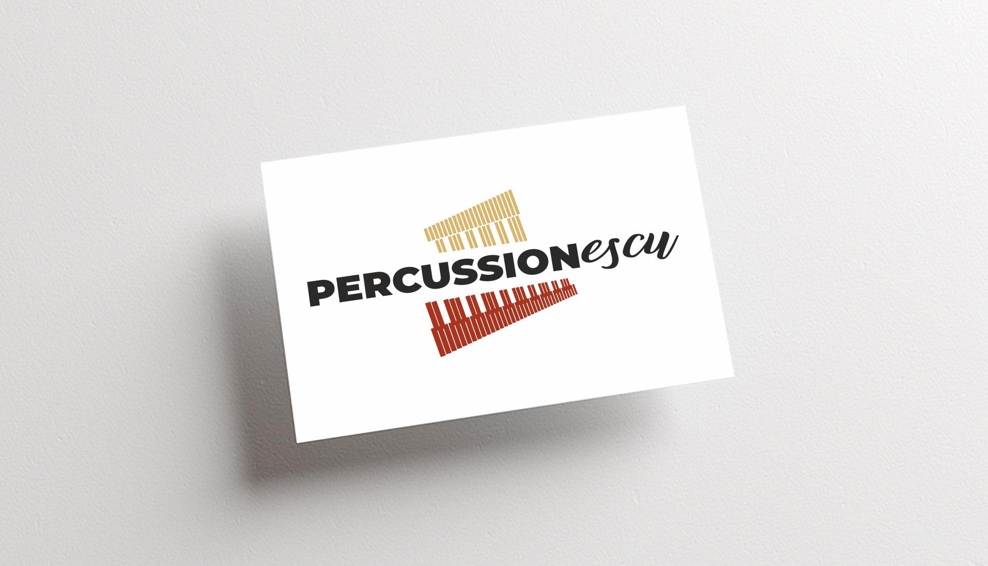 Irina și Răzvan sunt PercussionEscu
