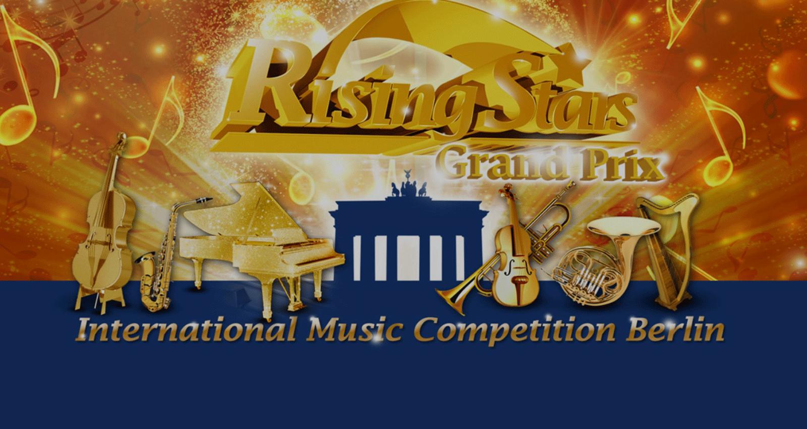 RISING STARS GRAND PRIX – International Music Competition Berlin 2020