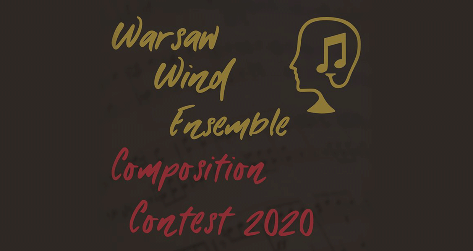 Warsaw Wind Ensemble Composition Contest 2020 – prima ediție