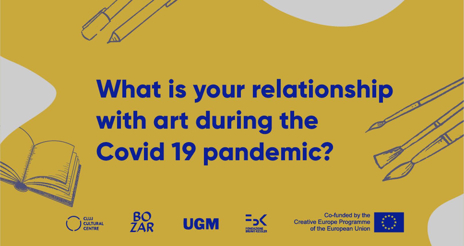 Consumul cultural și bunăstarea psihologică pe perioada pandemiei Covid 19