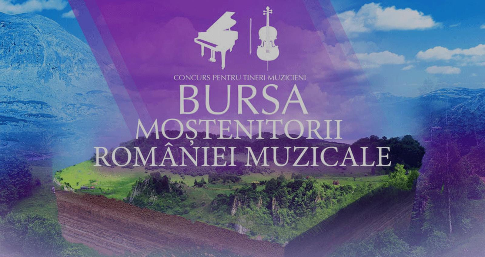 "Radio România Muzical anunță lansarea bursei ""Moștenitorii României Muzicale"""